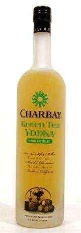 Charbay Vodka Green Tea 80@